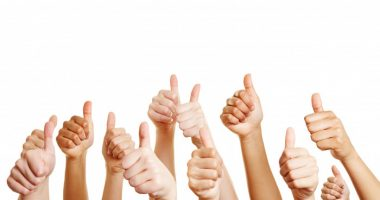 Rituximab | ANCA Vasculitis News | Clinical Trials | Young hands giving thumbs-up